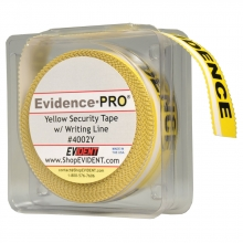 Evidence-PRO Yellow Security Tape