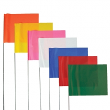 Blank Flags - Metal Stake