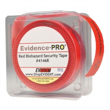 Evidence-PRO Biohazard Security Tape