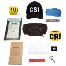 CSI Crime Scene Kit