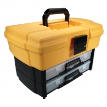Field Case - Large 2-Drawer