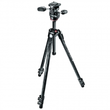 Carbon Fiber 3-Way Tripod