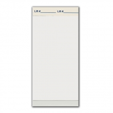 """50 - 2"""" x 4"""" White QuickLIFT Hinge Lifters"""