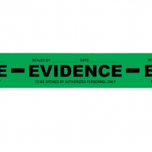 Green Evidence-PRO Security Tape - 24 pack