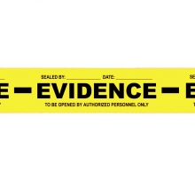 Yellow Evidence-PRO Security Tape - 24 pack