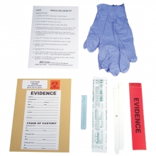 1 - SINGLE-USE Swab Collection Kit