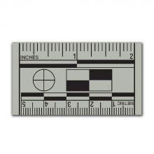 """10 - Gray 2"""" Magnetic Scales"""