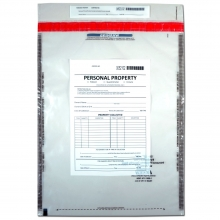"""50 - 15"""" x 20"""" Personal Property Security Bags w/ ActiSeal™"""