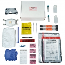 1 - Hazardous Drug Evidence Collection Kit - XX-Large