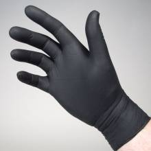 100 - X-Large MidKnight Nitrile Gloves