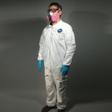 1 - Tyvek Coverall - Large