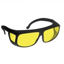 Deluxe Fit-Over Goggle - Yellow