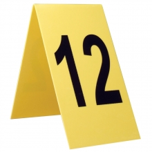 Photo Evidence Markers - Numbers 1-25