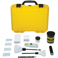 Latent Fingerprint Deluxe Kit - Yellow Case