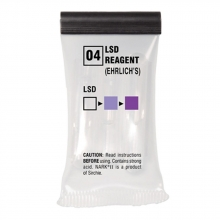 Nark II Ehrlich's (Modified) LSD Reagent - 10 tests