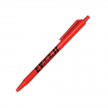 10 - Retractable Red Ink Pens