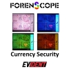 Currency Security Features with the ForenScope Multispectral Tablet