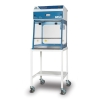 """Air Science 24"""" Purair 5 Chemical Workstation with Cart Stand"""