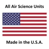 All Air Science Units Made in the U.S.A.